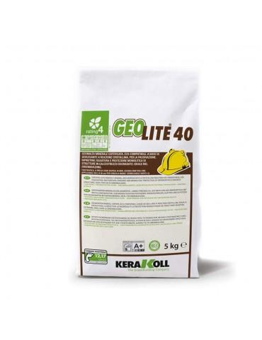 Kerakoll-GeoLite 40 geomalta minerale Kg 5