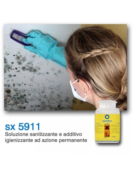 Sandtex-Soluzione sanitizzante Lt 0,50 Sandtex 11,70€