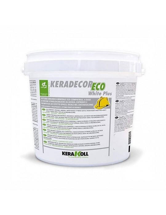 Kerakoll-Pittura organica minerale White Plus Lt 4-22890 Kerakoll 17,80€