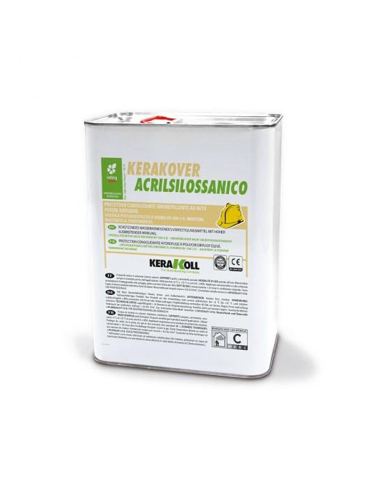 Kerakover-Protettivo consolidante idrorepellente. Specifico per calcestruzzo Acrilsilossanico Lt 5 Kerakoll 48,50€
