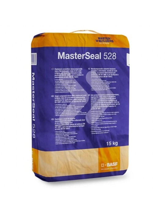 MasterBuilders-Impermeabilizzante cementizio elastico per rivestimenti sotto piastrella e su strutture in calcestruzzo Master...