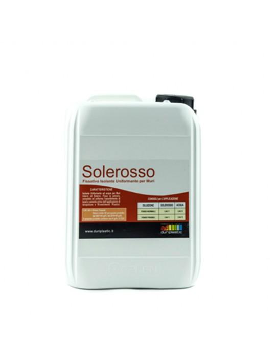 Duriplastic-Solerosso fissativo acrilico isolante uniformante Lt 5 Duriplastic 23,00€