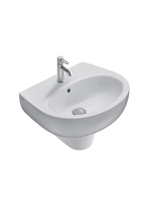 Semicolonna sospesa bianca-GRS05.BI Globo Grace Ceramica Globo 51,50€