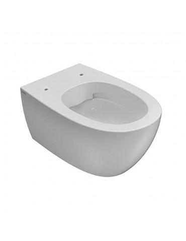 Vaso sospeso cm54 s/brida bianco lucido-MDS03BI Globo-4ALL