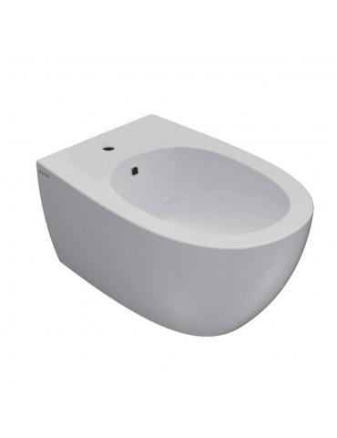 Bidet sospeso cm 54 bianco lucido-MDS09BI Globo-4ALL