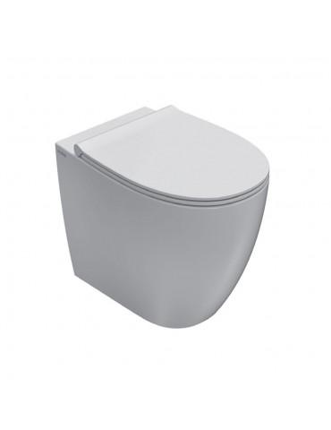 Vaso a terra cm 54 bianco-MD002BI Globo-4ALL