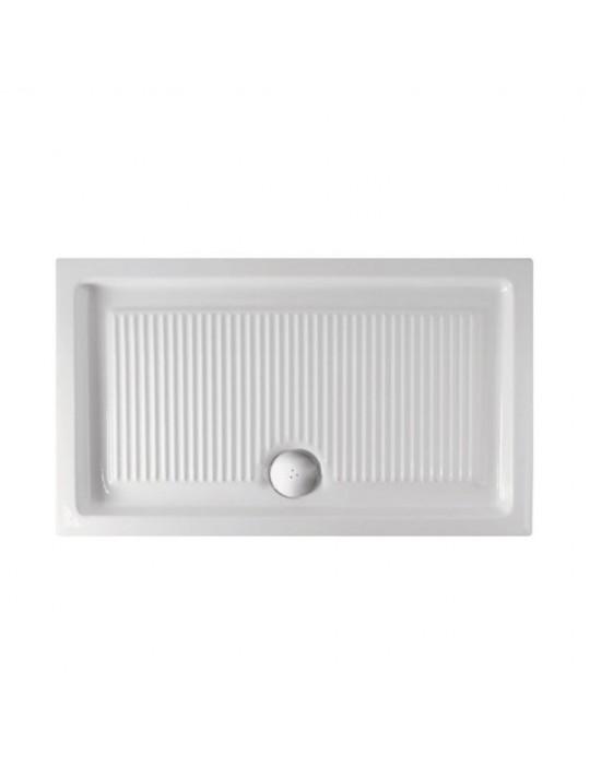 Piatto doccia 80X120 Plano bianco-Globo PD081.BI Ceramica Globo 165,01€