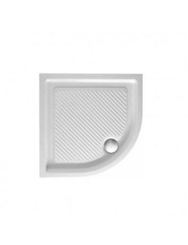 Piatto doccia angolo 90 Plano per piletta d.90 bianco-Globo PDA91.BI