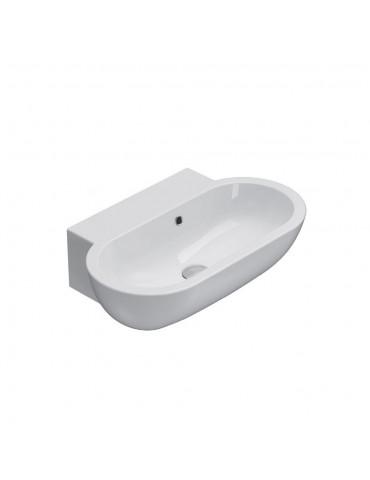 Lavabo sospeso 60.37 BOWL bianco-SB060.BI Globo