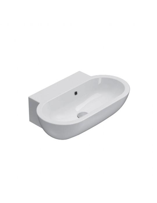 Lavabo sospeso 60.37 BOWL bianco-SB060.BI Globo Ceramica Globo 262,00€