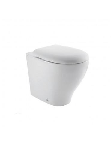 Vaso wc multi cm 55x38 bianco-BP001.BI Globo BOWL+