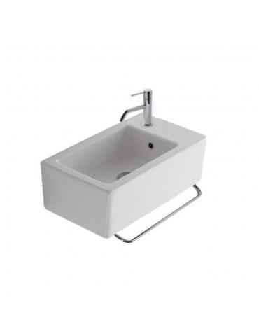 Lavamani CLASSIC cm 53 bianco-SA012.BI Globo