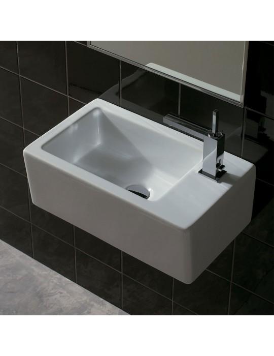 Lavamani CLASSIC cm 53 bianco-SA012.BI Globo Ceramica Globo 182,00€