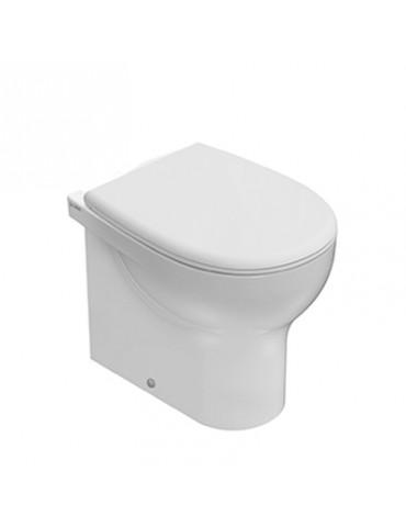 Vaso terra scarico p/s cm 56 bianco BOWL-SB001.1BIA Globo
