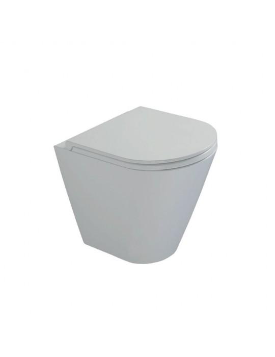 Vaso a terra 52X36 GHOST bianco-FO002.BI Globo FORTY3 Ceramica Globo 242,00€