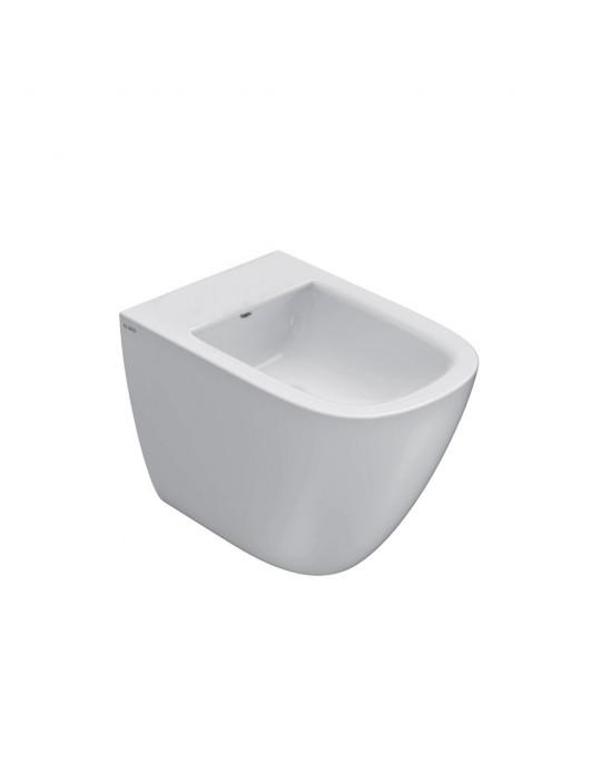 Bidet a terra 58X37 MULTI STOCKHOLM bianco-LA009.BI Globo Ceramica Globo 285,00€