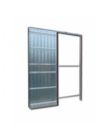 DOORtech-Controtelaio 700x2100/100 per porte scorrevoli Singola cartongesso-DS3116