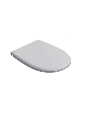 Coprivaso wc in duroplast rimovibile bianco GRACE-GR00021BI Globo