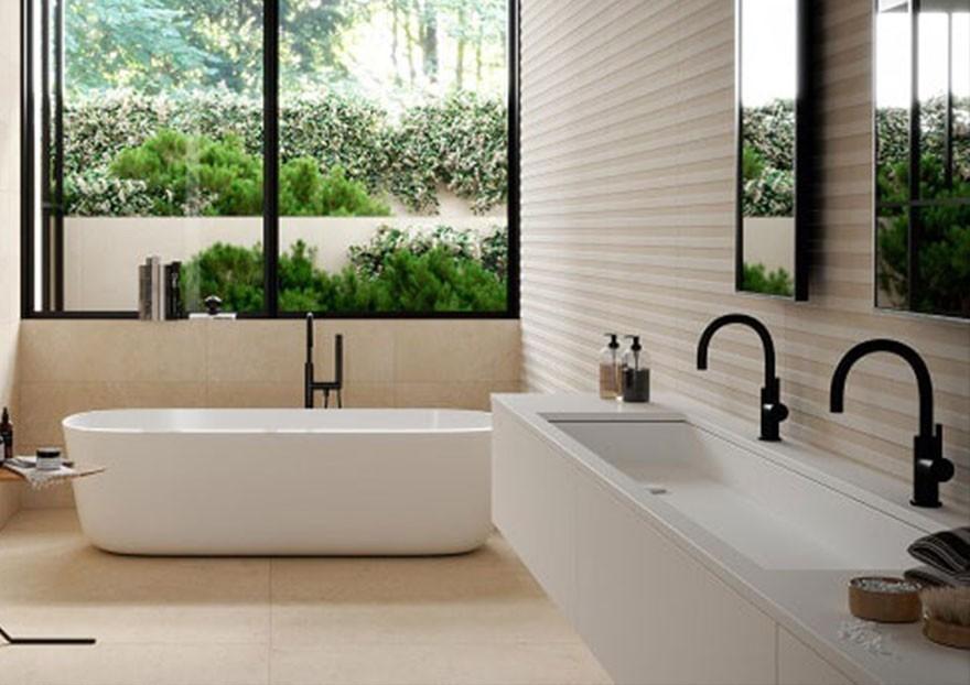 Rinnovare il bagno senza opere murarie