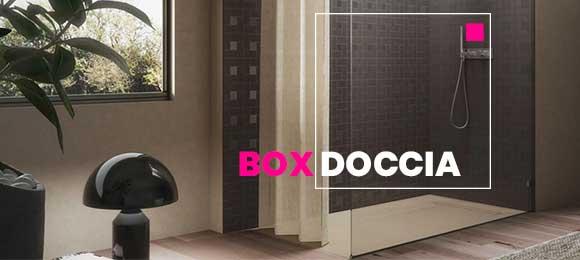 Box doccia in offerta